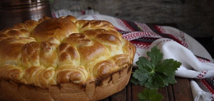 Comida típica de Bulgaria, Pogacha