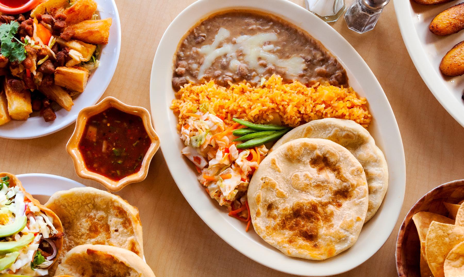 Comida Típica De El Salvador 10 Platos Imprescindibles Con Imágenes