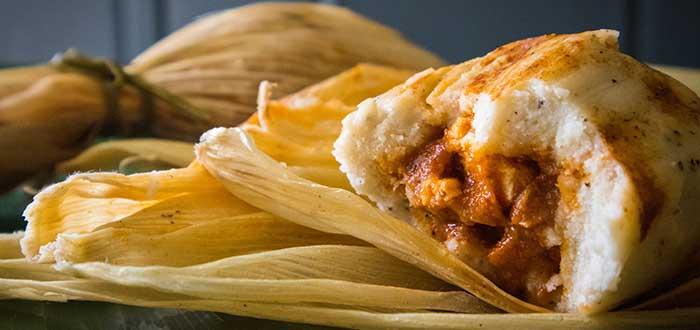 Comida típica de Guatemala | Chuchitos
