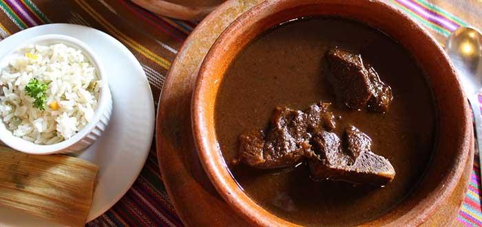 Comida típica de Guatemala | Kak Ik