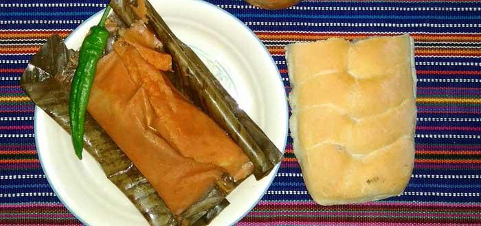 Comida típica de Guatemala | Paches