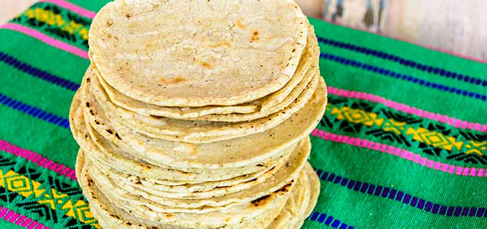 Comida típica de Guatemala | Tortillas