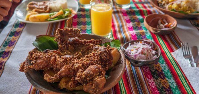 Comida típica de Perú | Cuy