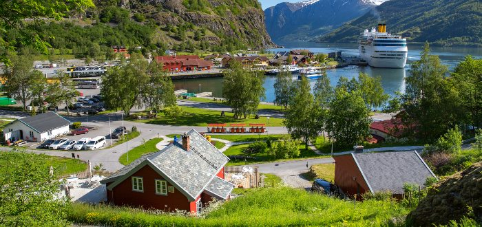 Ciudades de Noruega | Flam