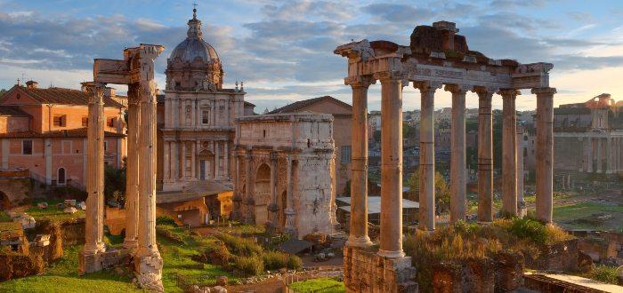 Qué ver en Italia, Foro Romano