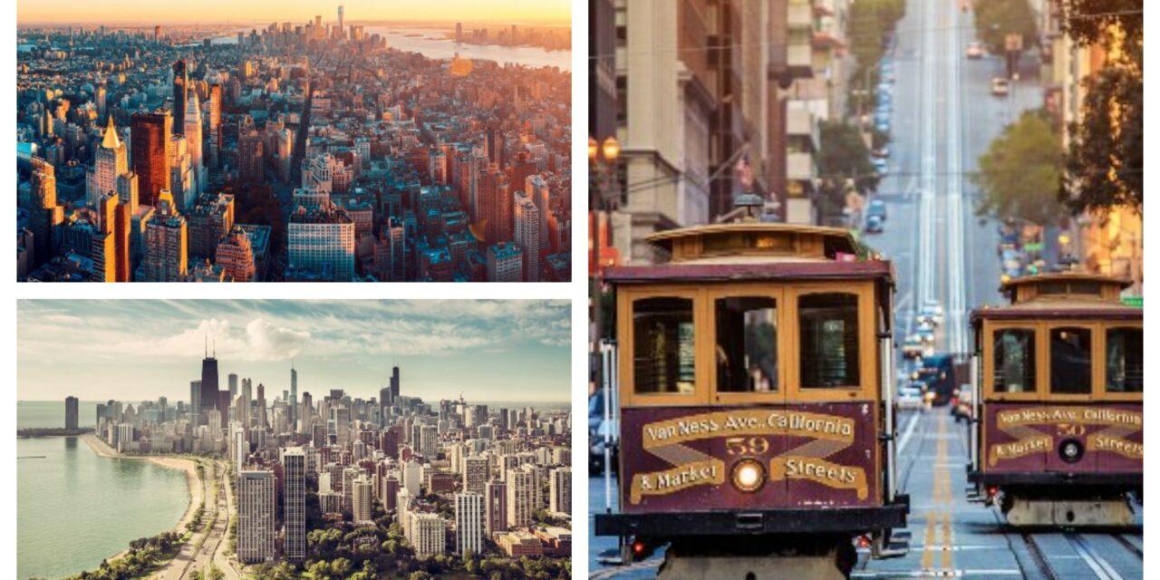 10 ciudades de Estados Unidos | Imprescindibles
