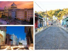 Ciudades de El Salvador: