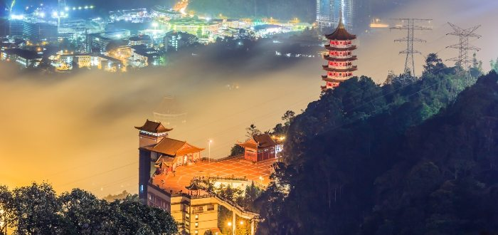 Qué ver en Kuala Lumpur, Genting Highlands