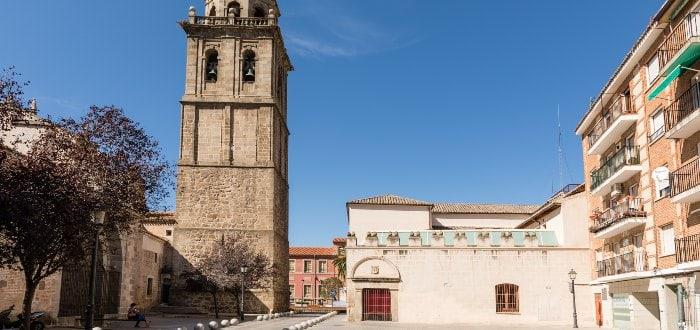Qué ver en Talavera de la Reina, Iglesia de El Salvador