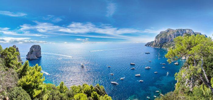 Qué ver en Italia, Isla de Capri