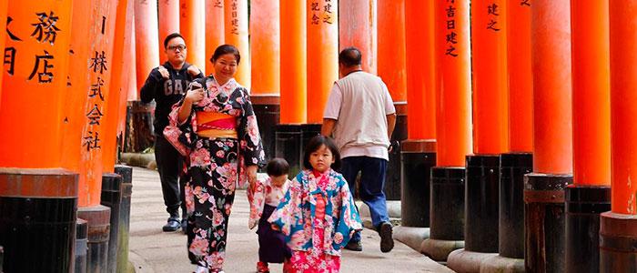 10 Destinos ideales para viajar con niños a Japón 2
