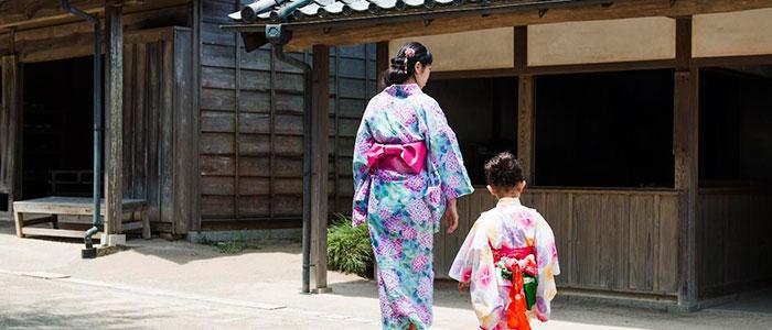 10 Destinos ideales para viajar con niños a Japón 3