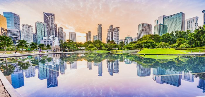Qué ver en Kuala Lumpur, KLCC Park