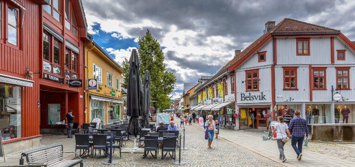 Ciudades de Noruega | Lillehammer