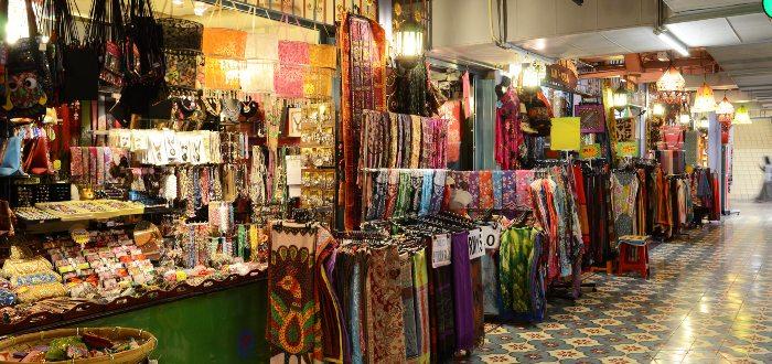 Qué ver en Kuala Lumpur, Mercado Central