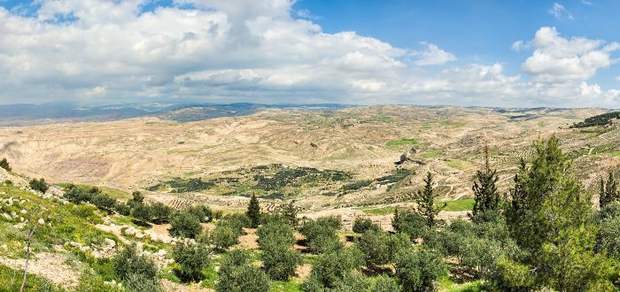 Qué ver en Jordania, Monte Nebo