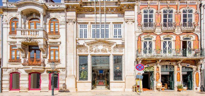 Qué ver en Aveiro | Museo de Arte Nova