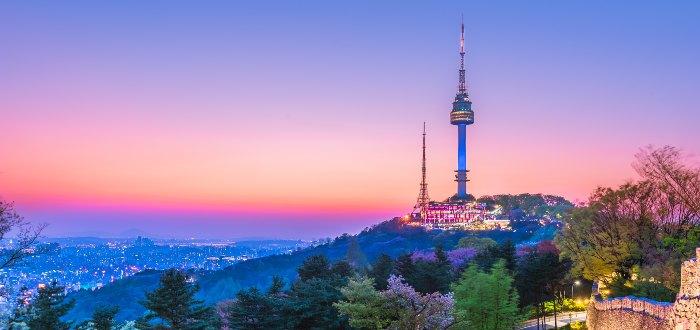 Qué ver en Seúl, N Seoul Tower