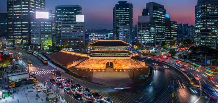 Qué ver en Seúl: Namdaemun