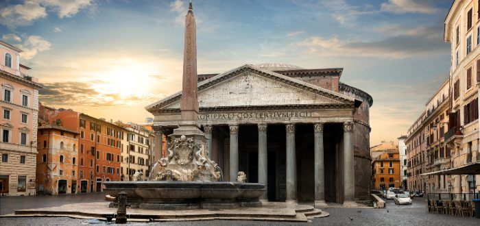 Qué ver en Italia, Panteón de Roma