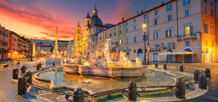 Qué ver en Italia, Plaza Navona