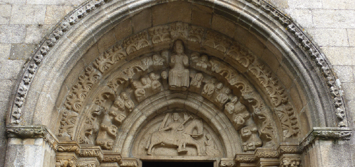 Qué ver en Betanzos   Iglesia de santiago