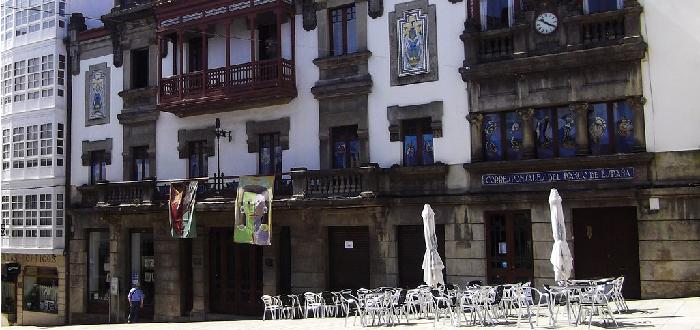 Qué ver en Betanzos   Plaza da Constitución