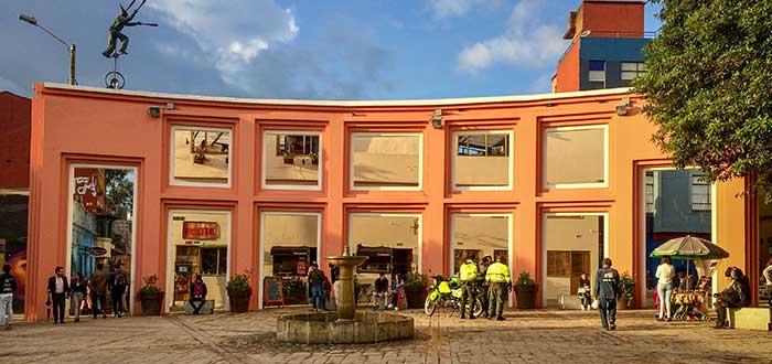 Qué ver en Bogotá   Chorro de Quevedo