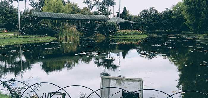 Qué ver en Bogotá   Jardín Botánico de Bogotá