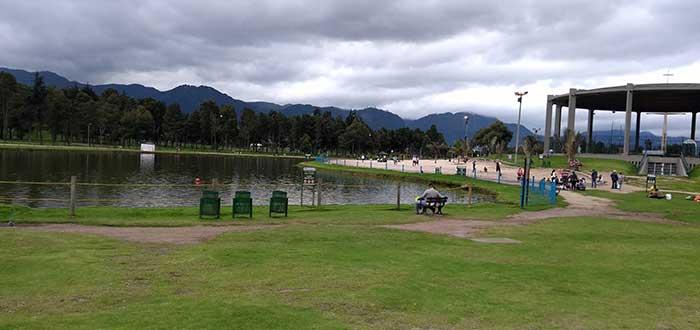 Qué ver en Bogotá   Parque Metropolitano Simón Bolívar