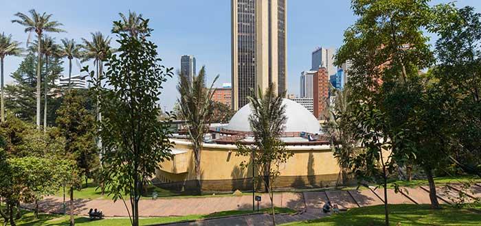 Qué ver en Bogotá   Planetario de Bogotá