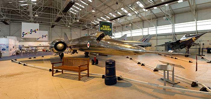 Qué ver en Bristol | Aerospace Bristol