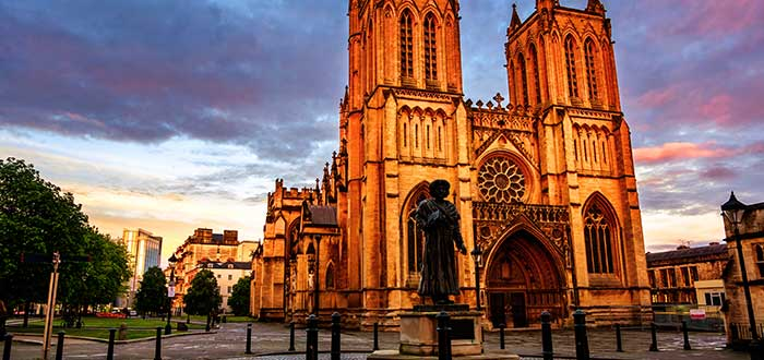Qué ver en Bristol | Catedral de Bristol