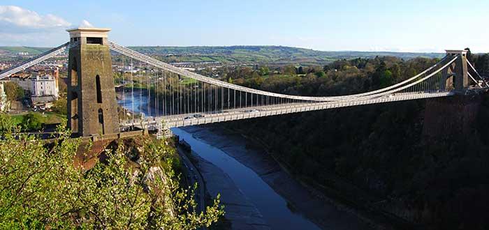 Qué ver en Bristol | Puente Colgante de Clifton