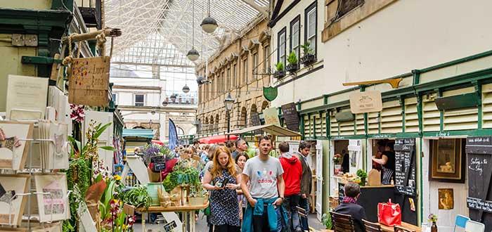 Qué ver en Bristol | St. Nicholas Market