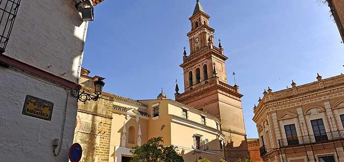 Qué ver en Carmona | Iglesia de Santa María