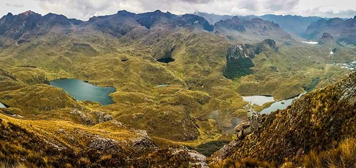 Qué ver en Ecuador   Parque Nacional Cajas
