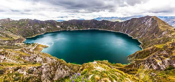 Qué ver en Ecuador   Quilotoa