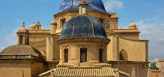 Qué ver en Elche | Basílica menor de Santa María