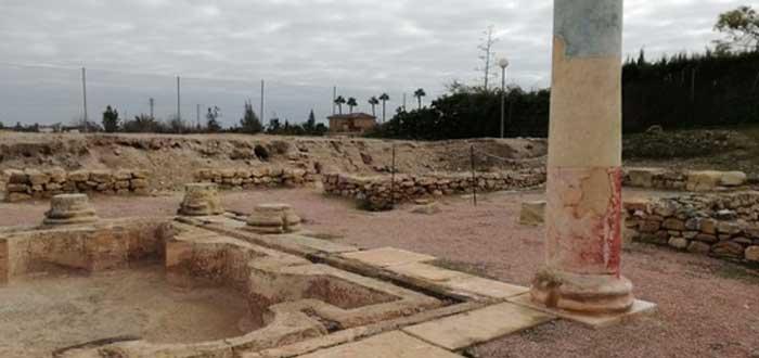 Parque arqueológico La Alcudia