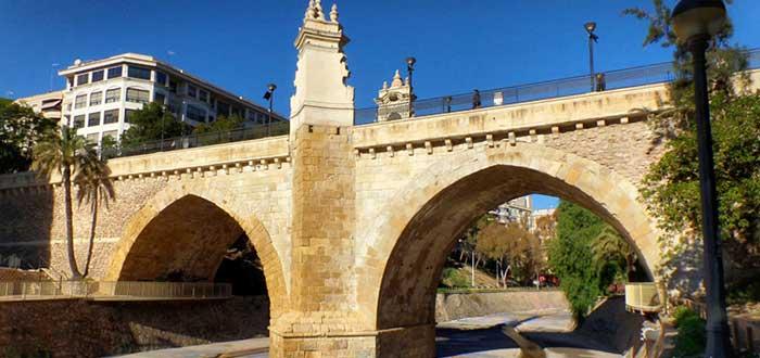 Qué ver en Elche | Puente de Santa Teresa