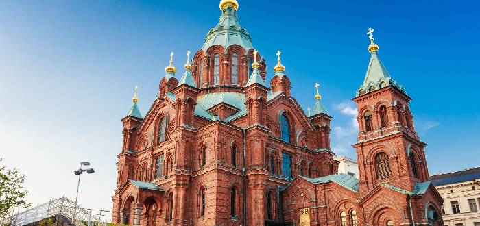 Qué ver en Helsinki | Catedral Ortodoxa Uspenski