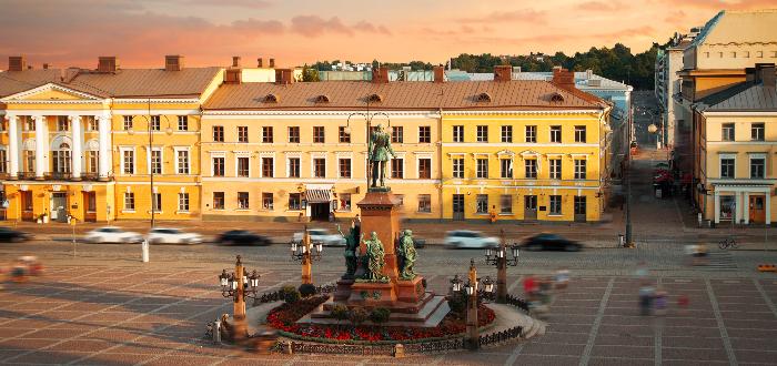 Qué ver en Helsinki | Plaza del Senado