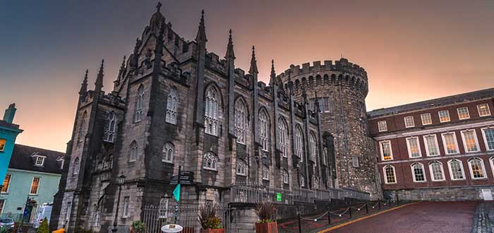 Qué ver en Irlanda | Castillo de Dublín