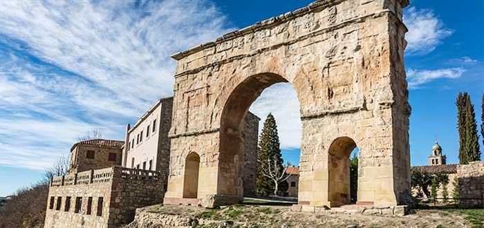 Qué ver en Medinaceli | Arco de Medinaceli