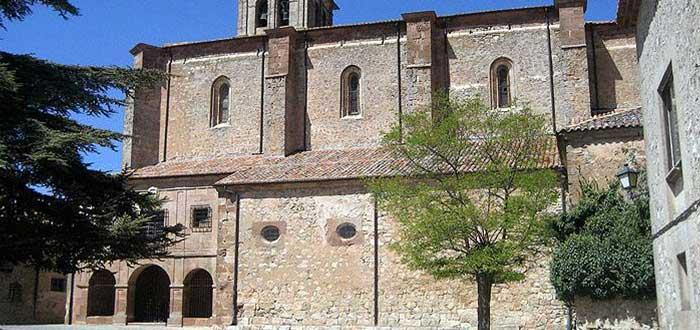 Qué ver en Medinaceli | Colegiata de Santa María