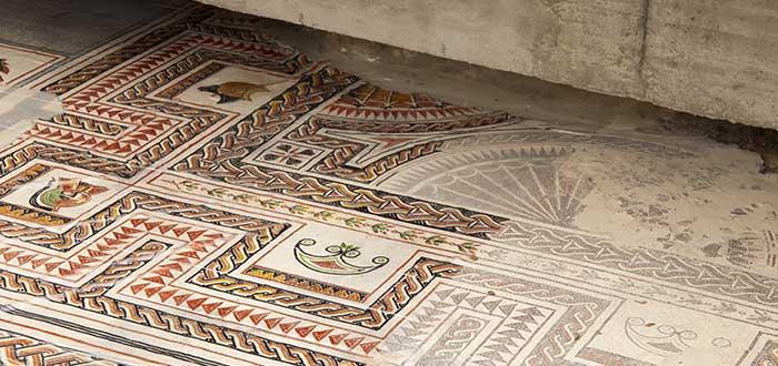 Qué ver en Medinaceli | Mosaico Romano