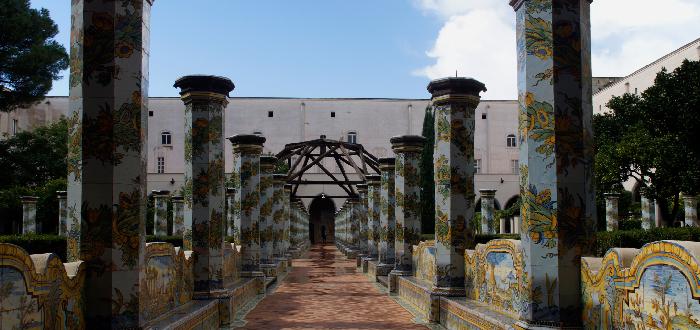Qué ver en Nápoles | Basílica de Santa Clara