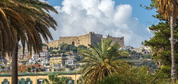 Qué ver en Nápoles | Castel Sant'Elmo