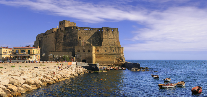 Qué ver en Nápoles | Castillo del Huevo